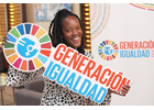 I am Generation Equality: Zanda Desir, Saint Lucian activist combining her passion for gender equality and food security to ensure young girls can reach their maximum potential