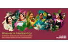 Women in Leadership: Activists dedicated to the restoration and conservation of the environment