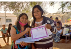 Supporting rural and Indigenous women in Argentina as gender-based violence rises during the COVID-19 pandemic