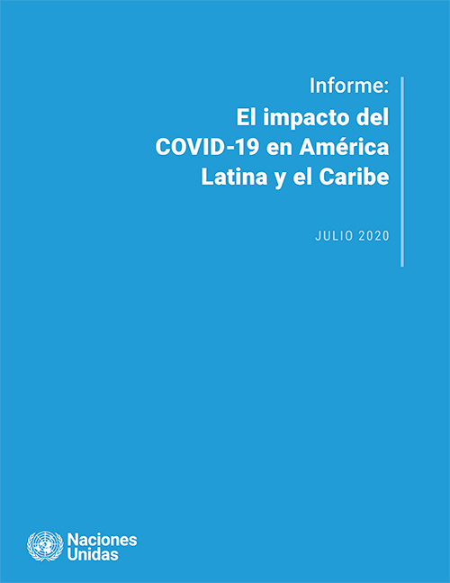 Portada policy brief COVID-19 LAC en Español
