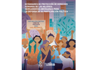 Standards for the protection of the human rights of women: Necessary tools for the defence of women's political participation