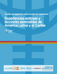 Authores/editors: ONU Mujeres, UNICEF, UNFPA, OPS/OMS/ONUSIDA