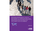 Monitoring Gender Equality and the Empowerment of Women and Girls in the 2030 Agenda for Sustainable Development: Opportunities and Challenges for Latin America and the Caribbean