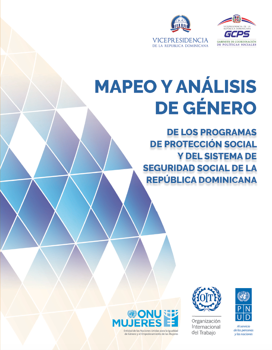 Mapping and Analysis of Gender Programs, Social Protection, and Social Security System in Dominican Republic