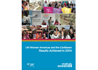UN Women Americas and the Caribbean - Results Achieved in 2014
