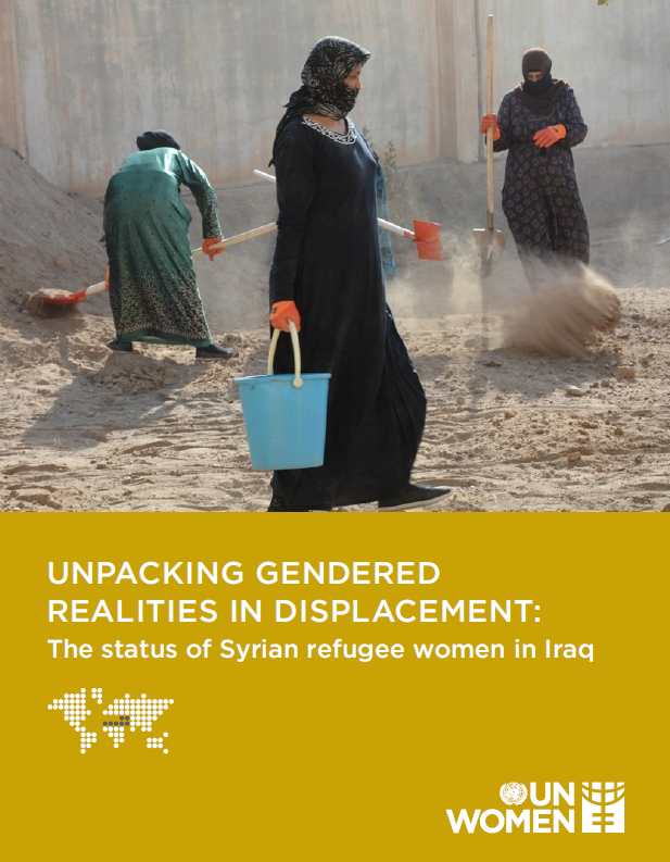 Unpacking gendered realities in displacement: the status of Syrian refugee women in Iraq