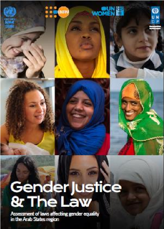 Media Advisory: Launch of the Regional Gender Justice and Equality before the Law in the Arab States Region Report