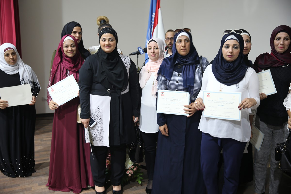 Supporting women and girls to foster greater human security in Tripoli