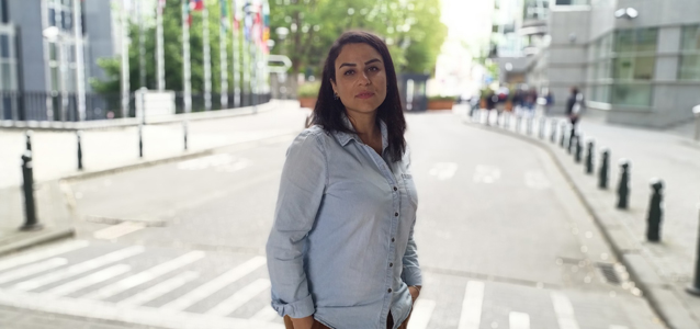 """From where I stand: """"Women should have a strong presence and participation in all activities in Syria"""""""