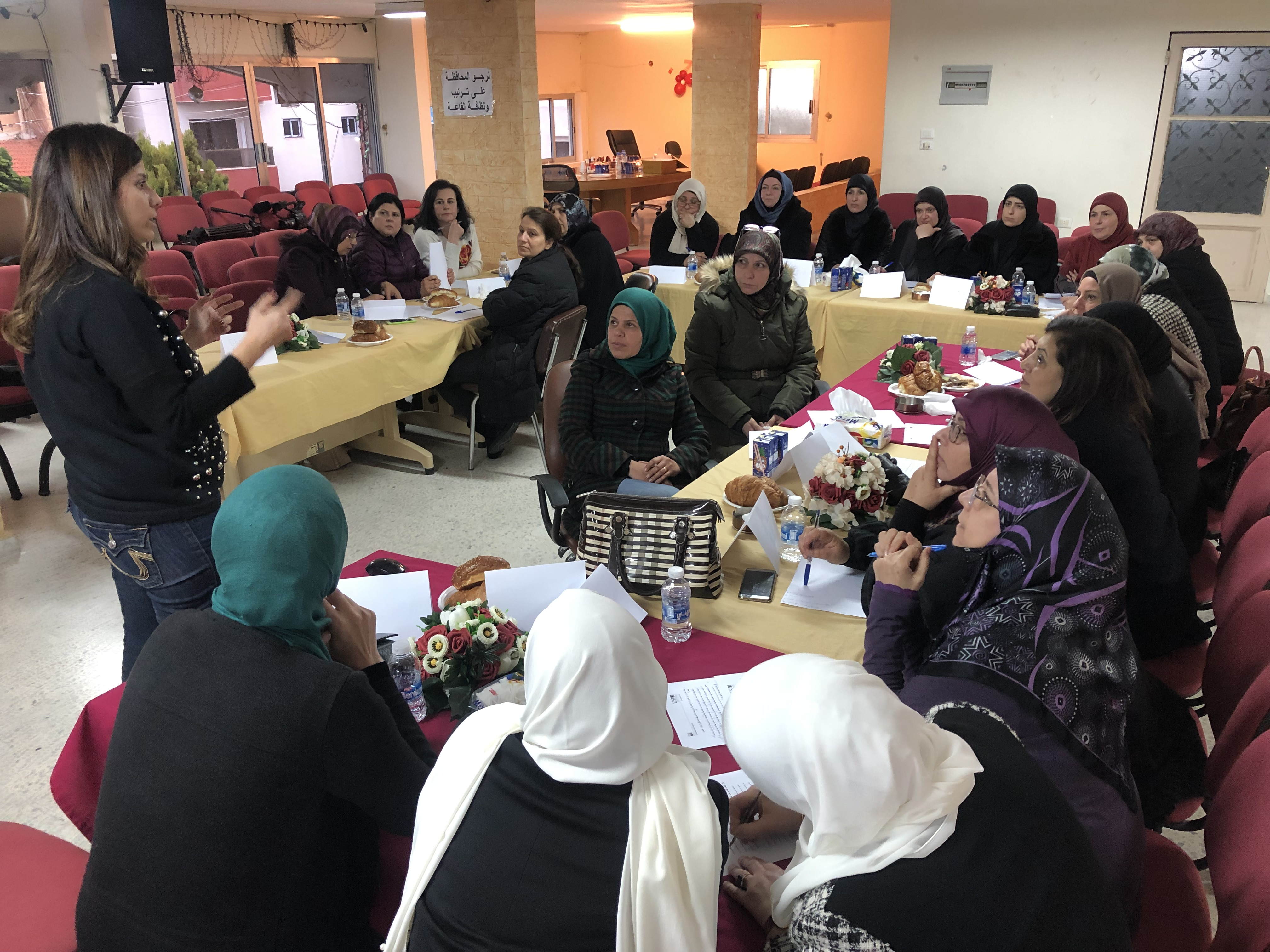 Resolving Community Conflict in Lebanon: Supporting Women to Lead