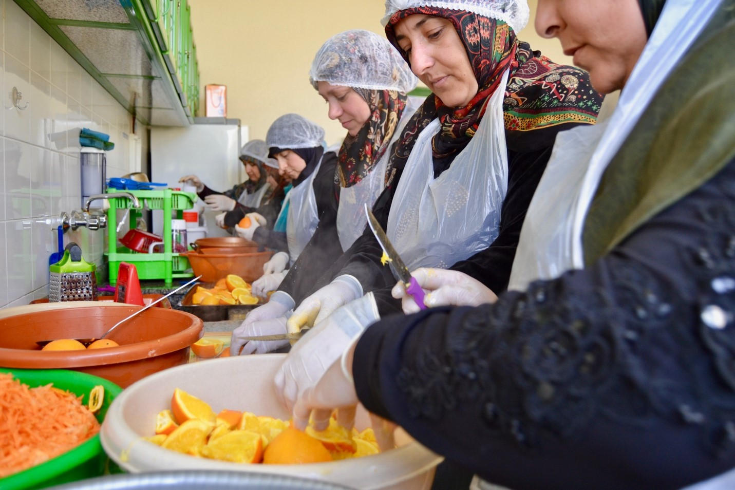 She Innovates: From Southern Italy to Southern Lebanon, a merging of food, culture and women's empowerment