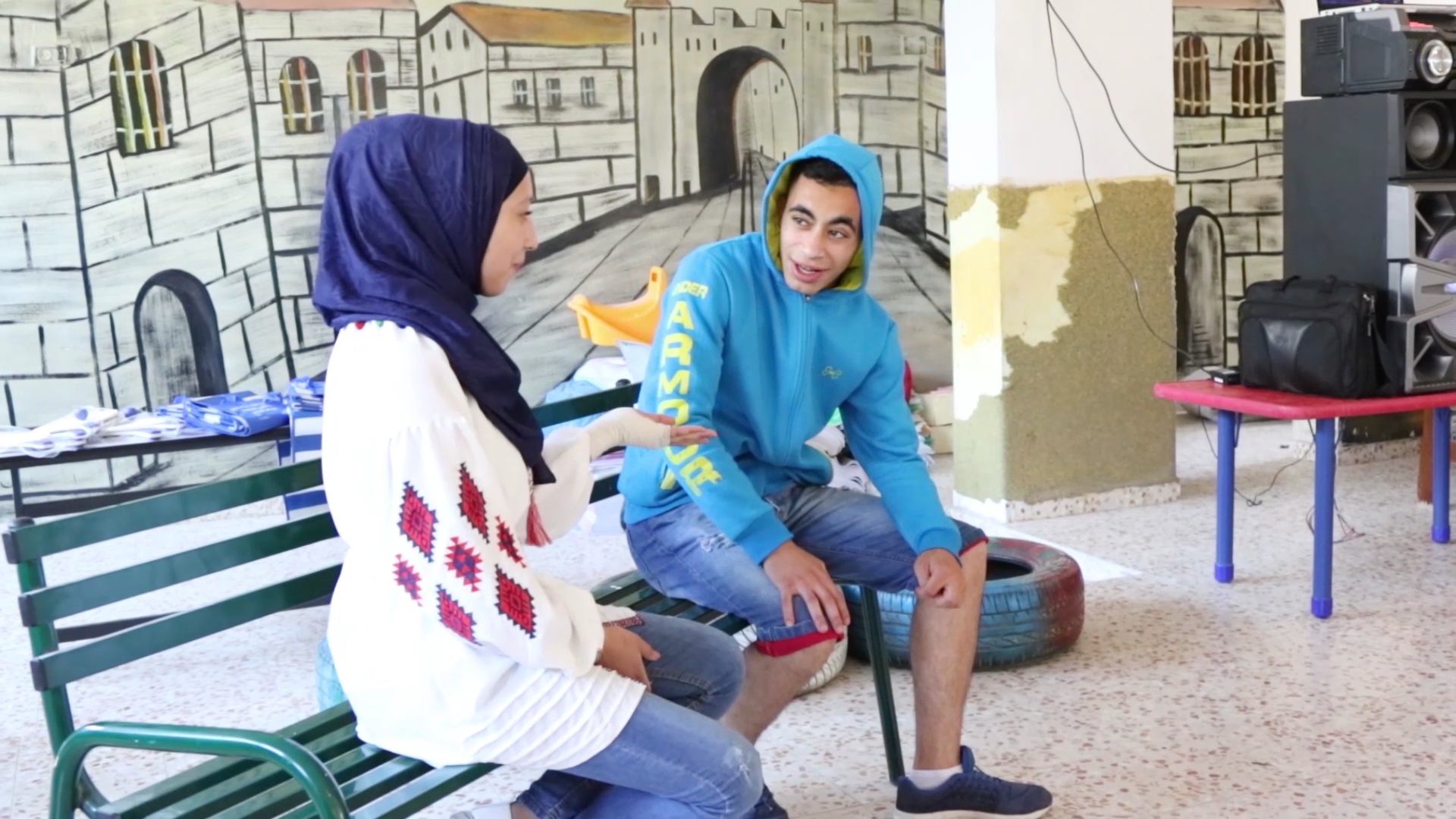 Breaking the Cycle of Gender- Based Violence in Palestine