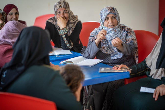 Photo essay: Syrian women in Jordan share stories of war and hope
