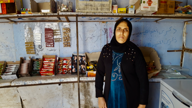 A second chance for Amal and her family