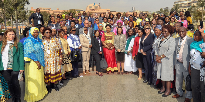 The African Union Calls Representatives from Its Member States to Prepare for the 63rd Commission on The Status of Women