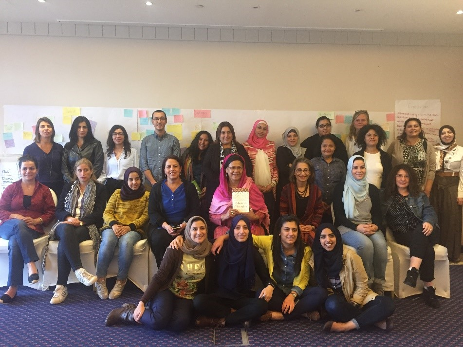 Case study (number two)  on the Regional Programme Men and Women for Gender Equality, implemented by UN Women Regional Office for Arab States, funded by Sida