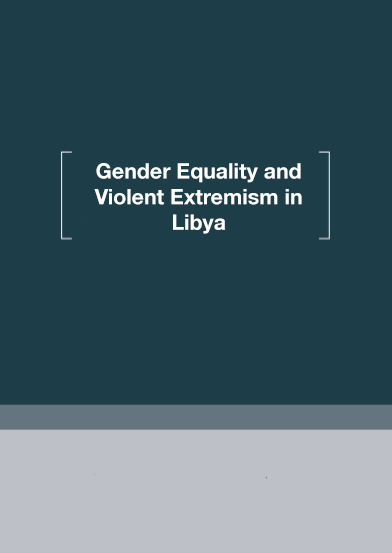 Press release: Support for violence against women and radicalization go hand in hand in Libya, a new major UN Women study finds
