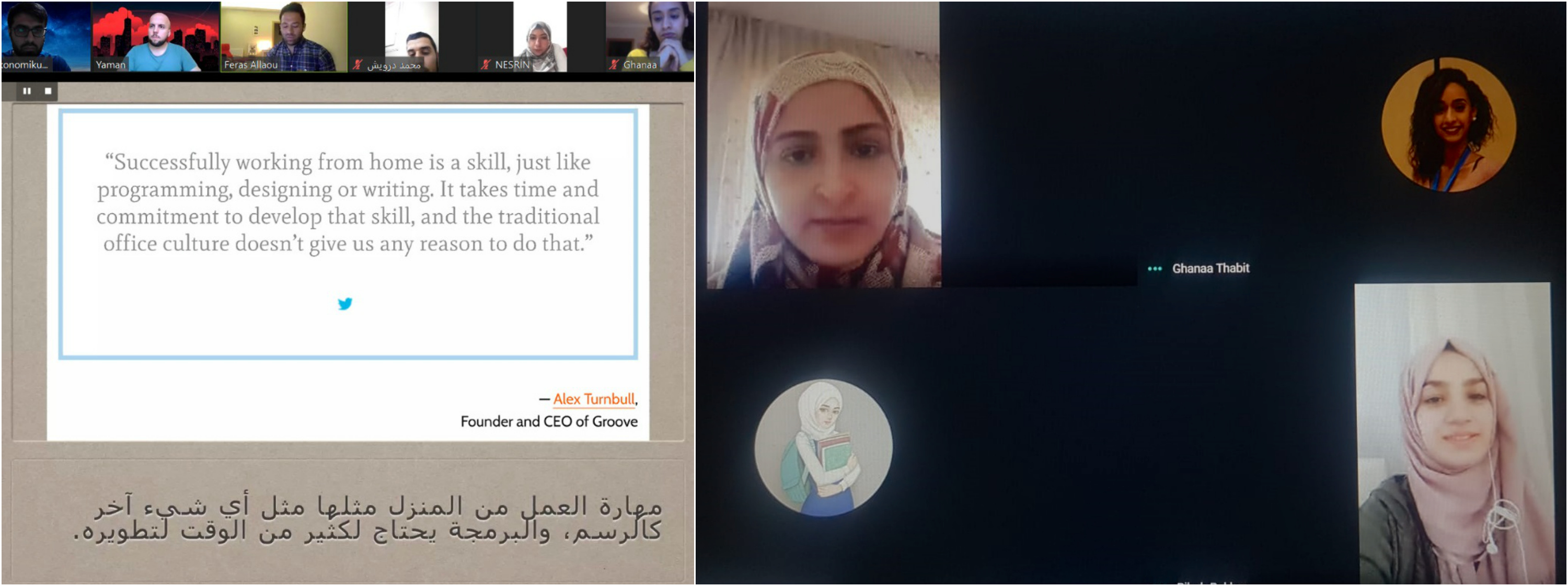 To combat COVID-19, UN Women is digitally empowering Turkish and Syrian women