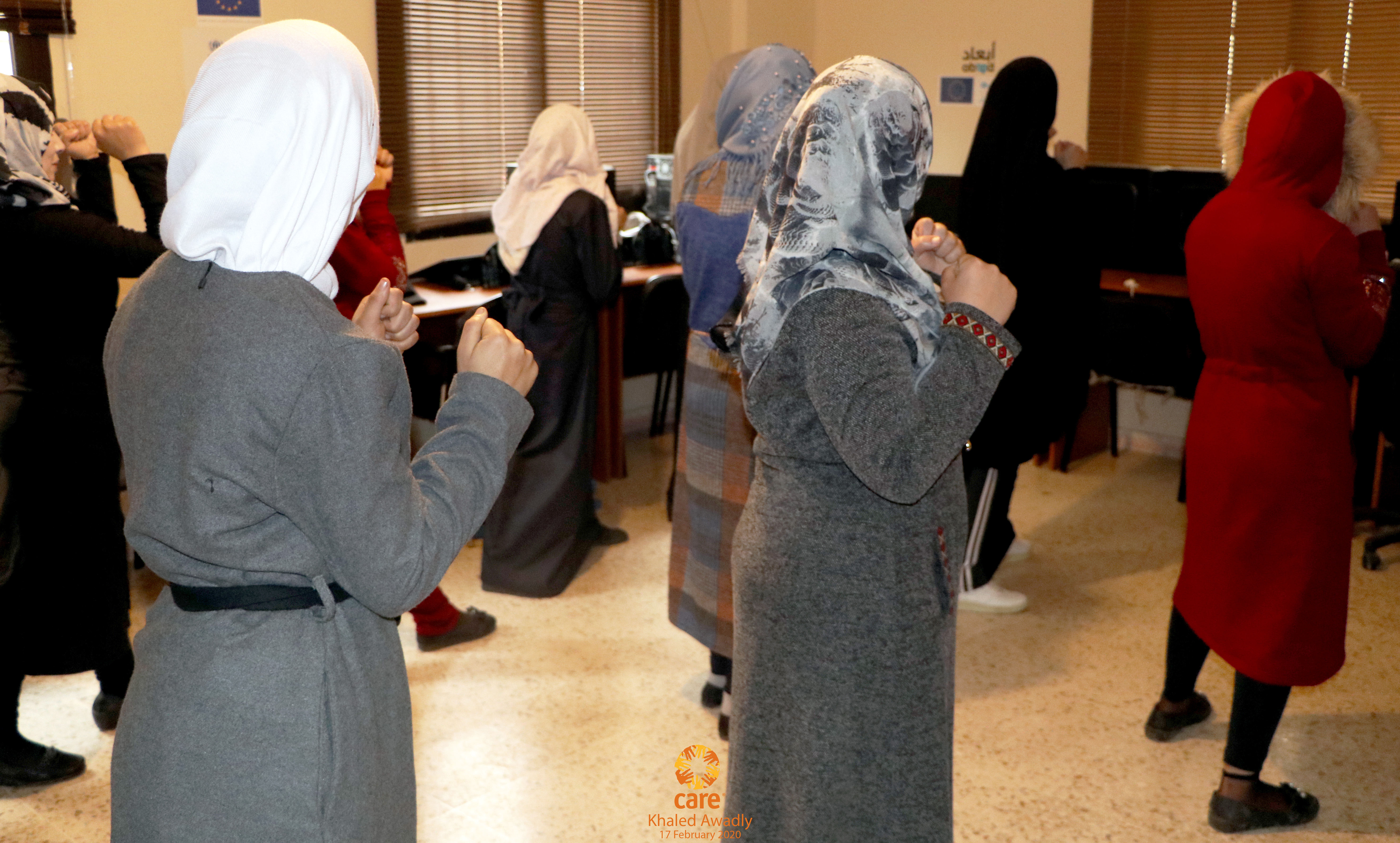 Trained in self-defence, Lebanese women find new confidence