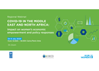 COVID-19 in the Middle East and North Africa: Impact on women's economic empowerment and policy responses