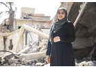 "In the words of Haniya Salem Abukhirais: ""After Sirte was liberated from ISIS, I was adamant to rebuild the city"""