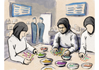 A female inmate's journey towards reintegration amidst COVID-19 in Palestine