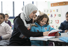 Preventing violence through education in the West Bank