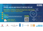 Online CSW65 side event: Gender Justice and Equality before the Law