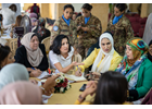 Press release: UN Women trains more than 100 women on conflict management and prevention