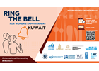 Kuwait Rings the Bell to mark International Women's Day