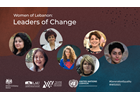 The United Nations Celebrates Women Leaders of Change in Lebanon on International Women's Day