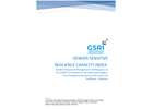 Gender-Sensitive Resilience Capacity Index: Gender-Responsive Management and Response to the COVID-19 Pandemic in the Arab States Region: From Emergency Response to Recovery and Resilience - Palestine