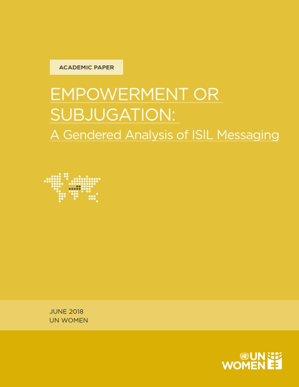 Empowerment or Subjugation:  An Analysis of ISIL's Gender Messaging