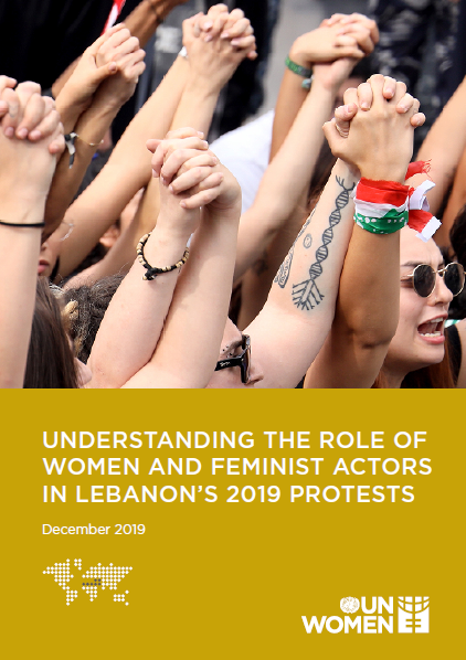 Understanding the Role of Women and the Feminist Actors in Lebanon's 2019 Protests