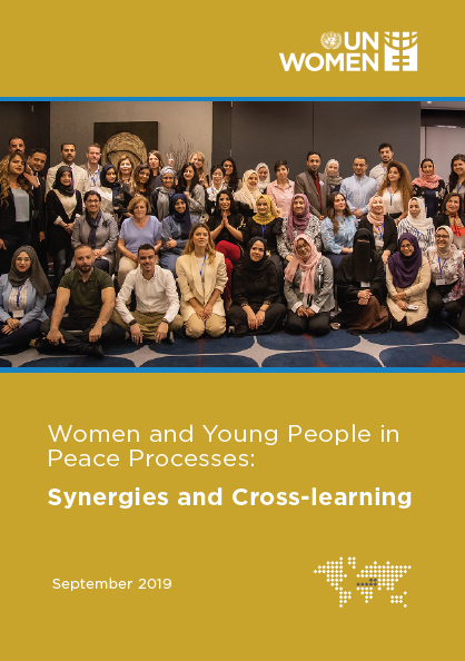 Women and Young People in Peace Processes: Synergies and Cross-learning
