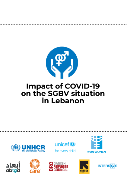Joint Assessment: Impact of COVID-19 on the SGBV Situation in Lebanon