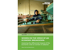 Women on the Verge of an Economic Breakdown: Addressing the differential impacts of the economic crisis on women in Lebanon