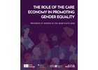 Press release: New UN Women report puts forth policy agenda to advance the care economy in the Arab States