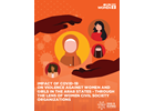 The Impact of COVID-19 on Violence against Women and Girls in the Arab States through the Lens of Women's Civil Society Organizations