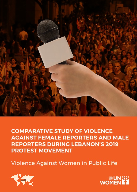Comparative Study of Violence against Female Reporters and Male Reporters during Lebanon's 2019 Protest Movement - Violence against Women in Public Life