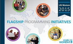 UN Women Flagship Programming initiatives