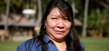 Brazil's first indigenous woman lawyer beats prejudice to battle for land rights