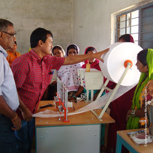 Arunachalam Muruganantham – Breaking taboos, pioneering innovation for women's health
