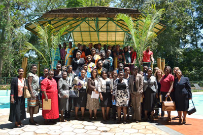 In Uganda, reaffirming women's economic empowerment in the lead up to Beijing+20 reviews