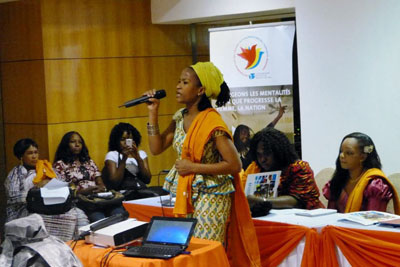Girls central to Beijing+20 campaign in Mali