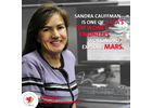 Sandra Cauffman: From Costa Rica to Mars
