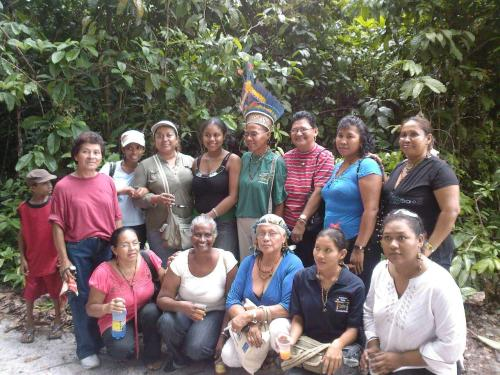 Indigenous Women from Belize Dominica Guyana and Suriname challenge exclusion and discrimination