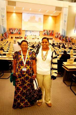 NUDE speaks on the Convention Concerning Decent work for Domestic Workers
