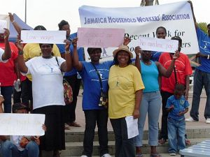 Feature Interview with Shirley Pryce of the Jamaica Household Workers Association