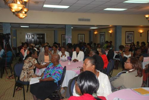 Building a Future with Womens Vision - IWD Antigua and Barbuda